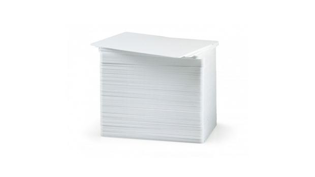 Karty białe