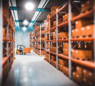 Zastosowanie rozwiązań RFID w gospodarce magazynowej