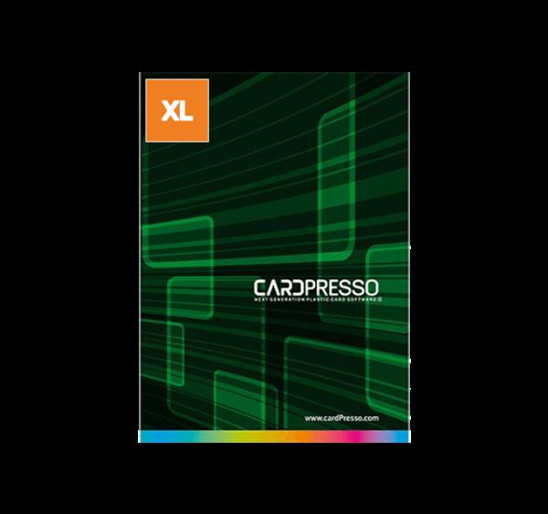 Cardpresso upgrade z XXS do XL