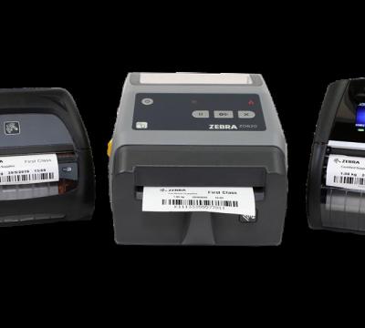 Wielka wymiana drukarek termicznych na nowe firmy ZEBRA