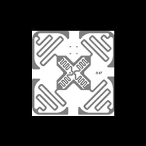 Tag UHF wet inlay IMPINJ MONZA M4 H47