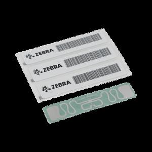Etykiety Zebra RFID 76.2x127mm 250 wydruków